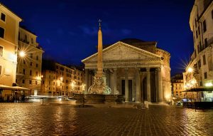 Pantheon in Italy